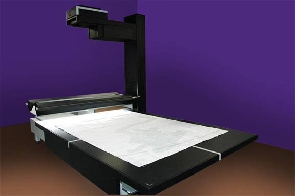 table scanner